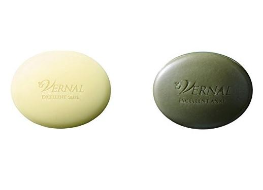 ヴァーナル「エクセレントアンクとエクセレントザイフ」がんばる女性が喜ぶ高級石鹸をご紹介!
