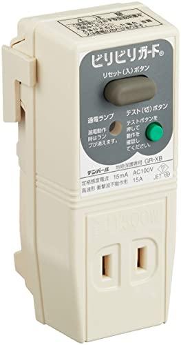 本当は私、テンパール ビリビリガード プラグ形漏電遮断器 (04-3213)が大好きなんです!